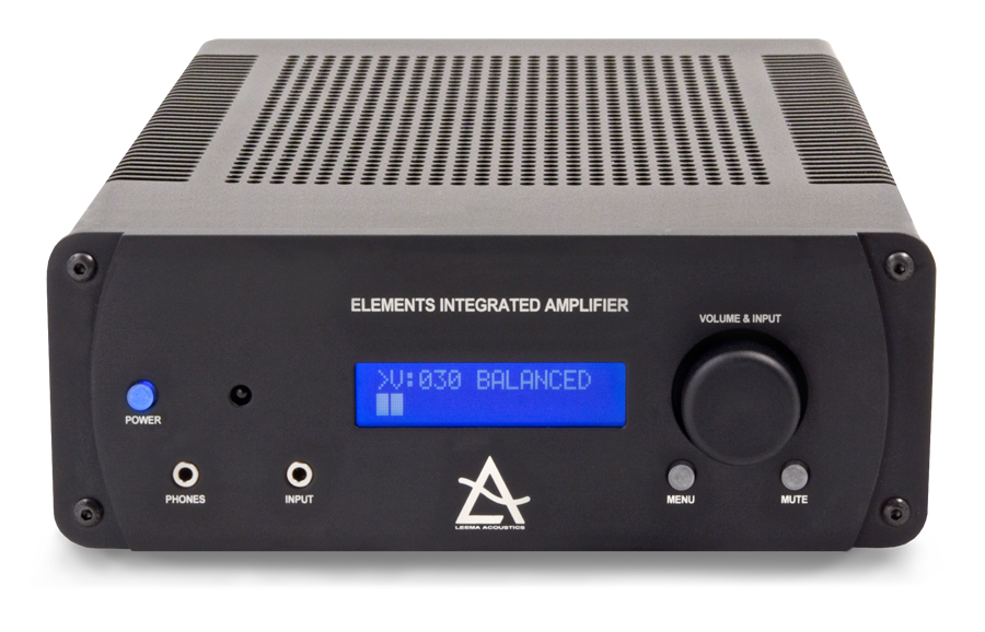 Leema Elements Pre-amplifier / Leema Elements Power Amp - Новые Elements в рядах Leema