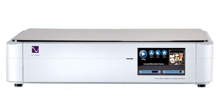 PS Audio Perfect Wave DAC MkII - Результат модернизации - восхитительное звучание